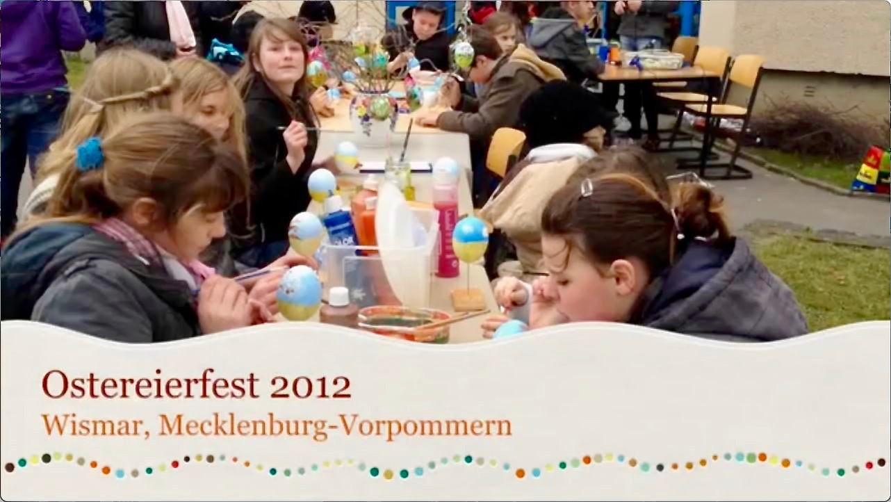 Ostereierfest 2012